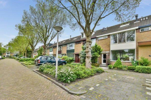 Käthe Kollwitzstraat, Amstelveen