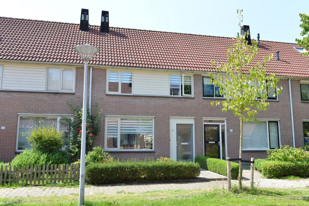 Nachtegaal 76, Hoorn