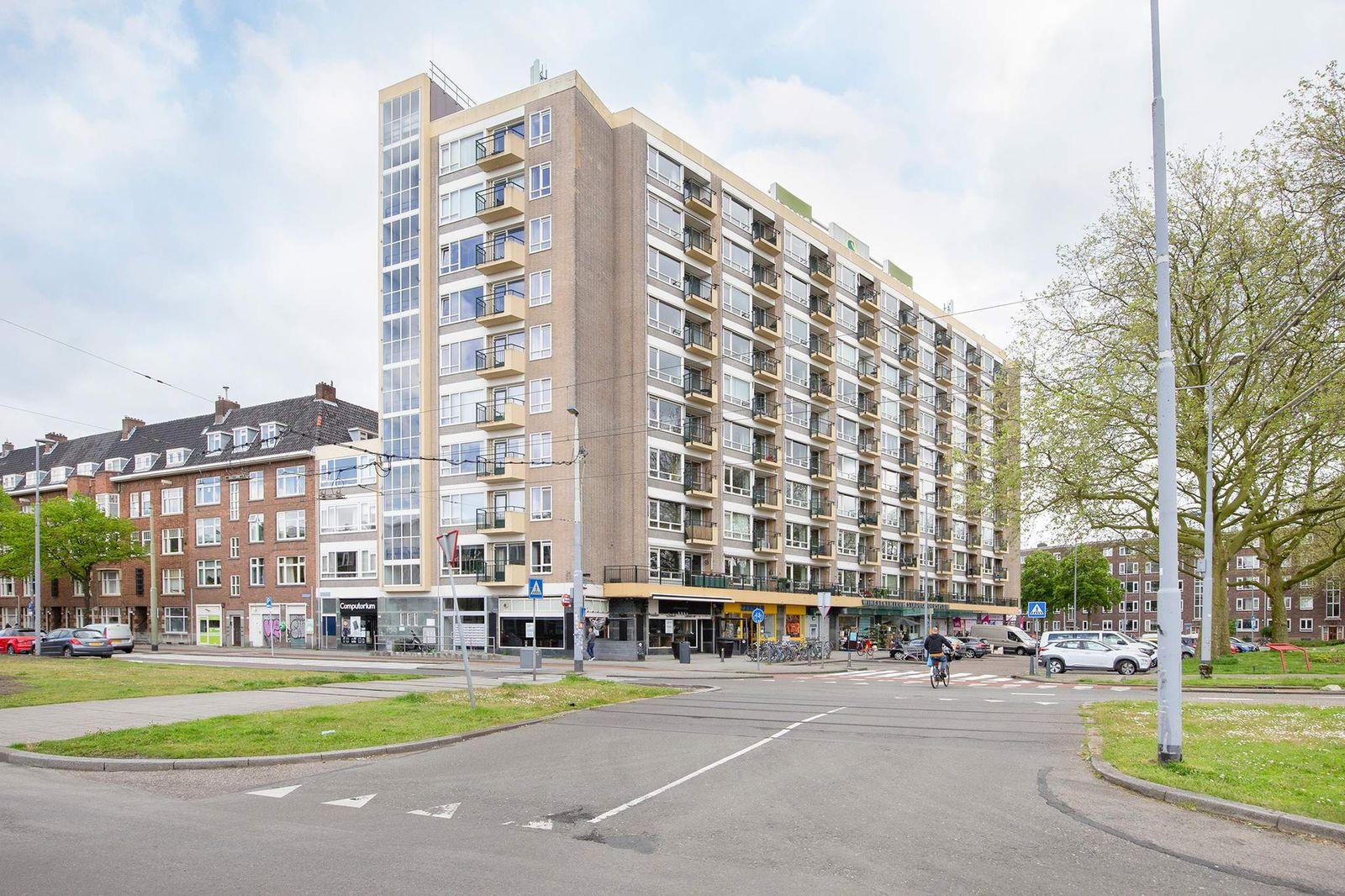 Stadhoudersplein 80, Rotterdam