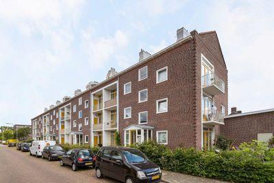 Wattstraat, Breda