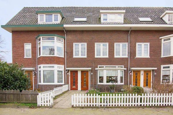 Zaanenstraat, Haarlem