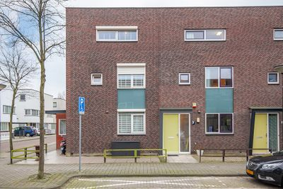 Hooghalenstraat 21, Den Haag