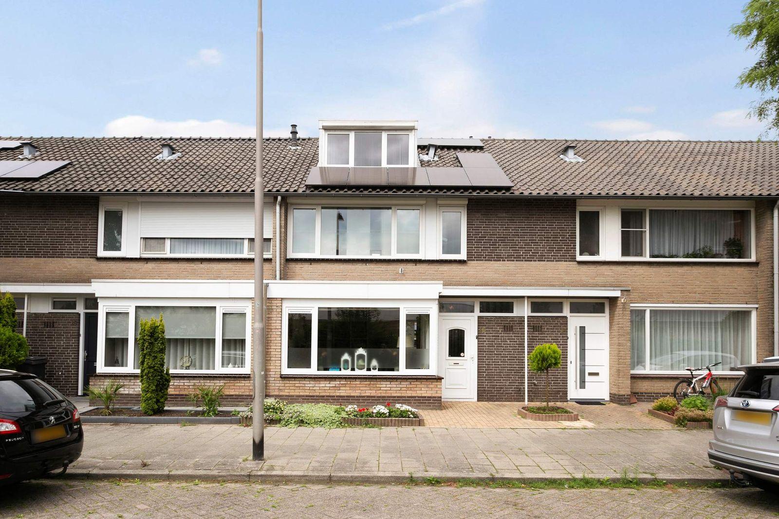 Wieringermeerlaan 16, Eindhoven
