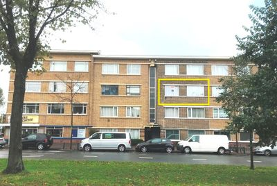 De la Reyweg 813, Den Haag