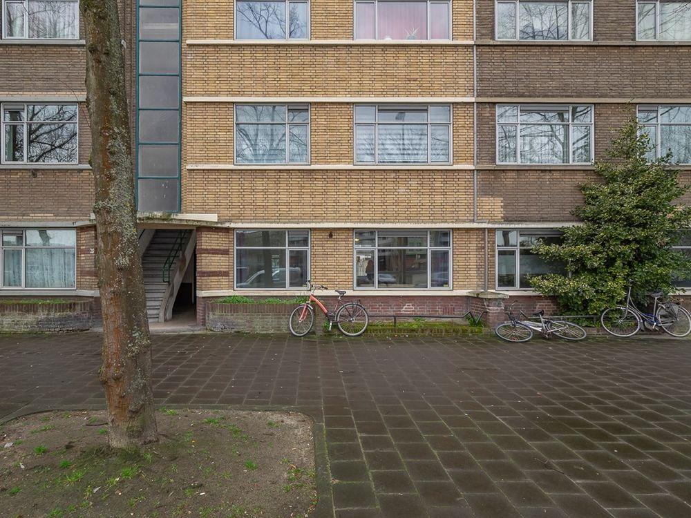 Troelstrakade 205, Den Haag