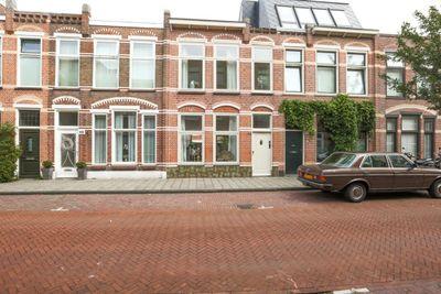 Da Costastraat, Leiden