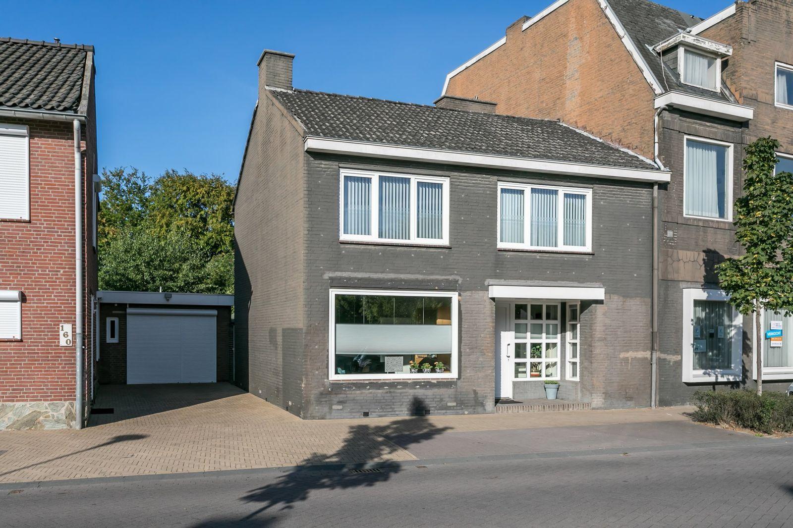 Nieuwstraat 158, Hoensbroek