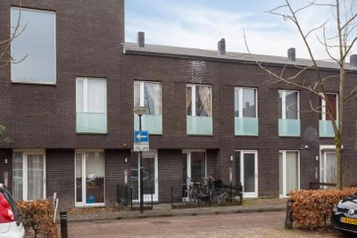 Lesbosstraat 12, Amsterdam