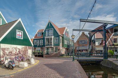 Oude Draaipad 8-A, Volendam
