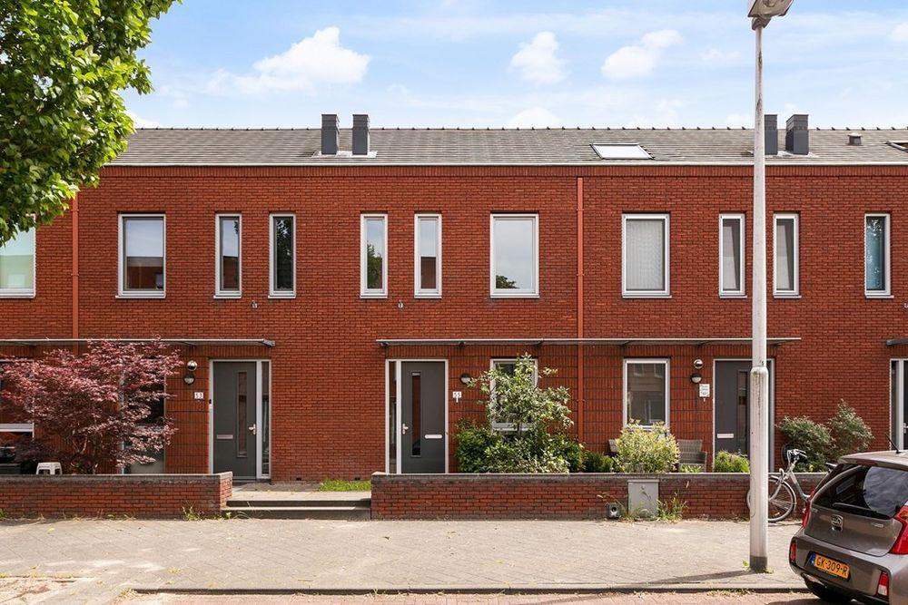 Salvador Dalístraat 55, Utrecht