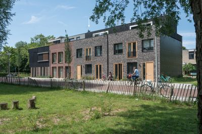 Stephensonstraat 1, Amsterdam