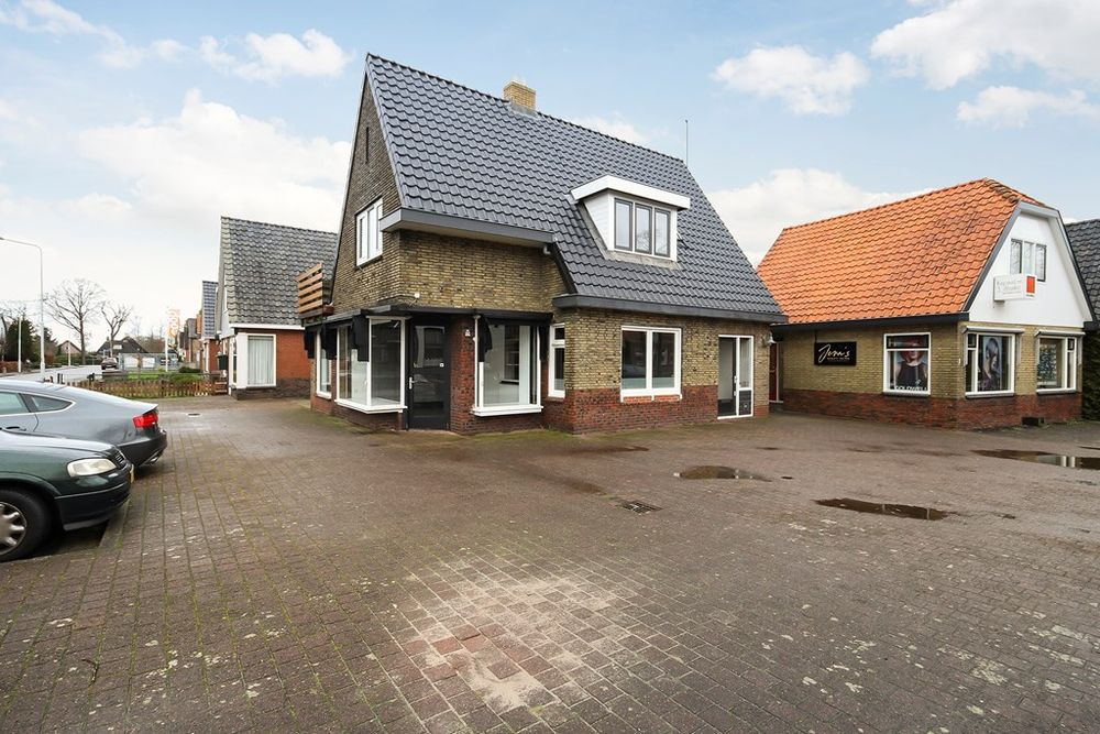 P W Janssenweg 74, Jubbega