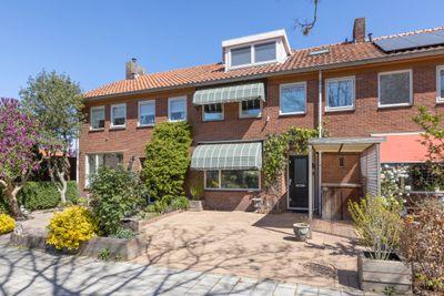 Weidehof 38, Bussum