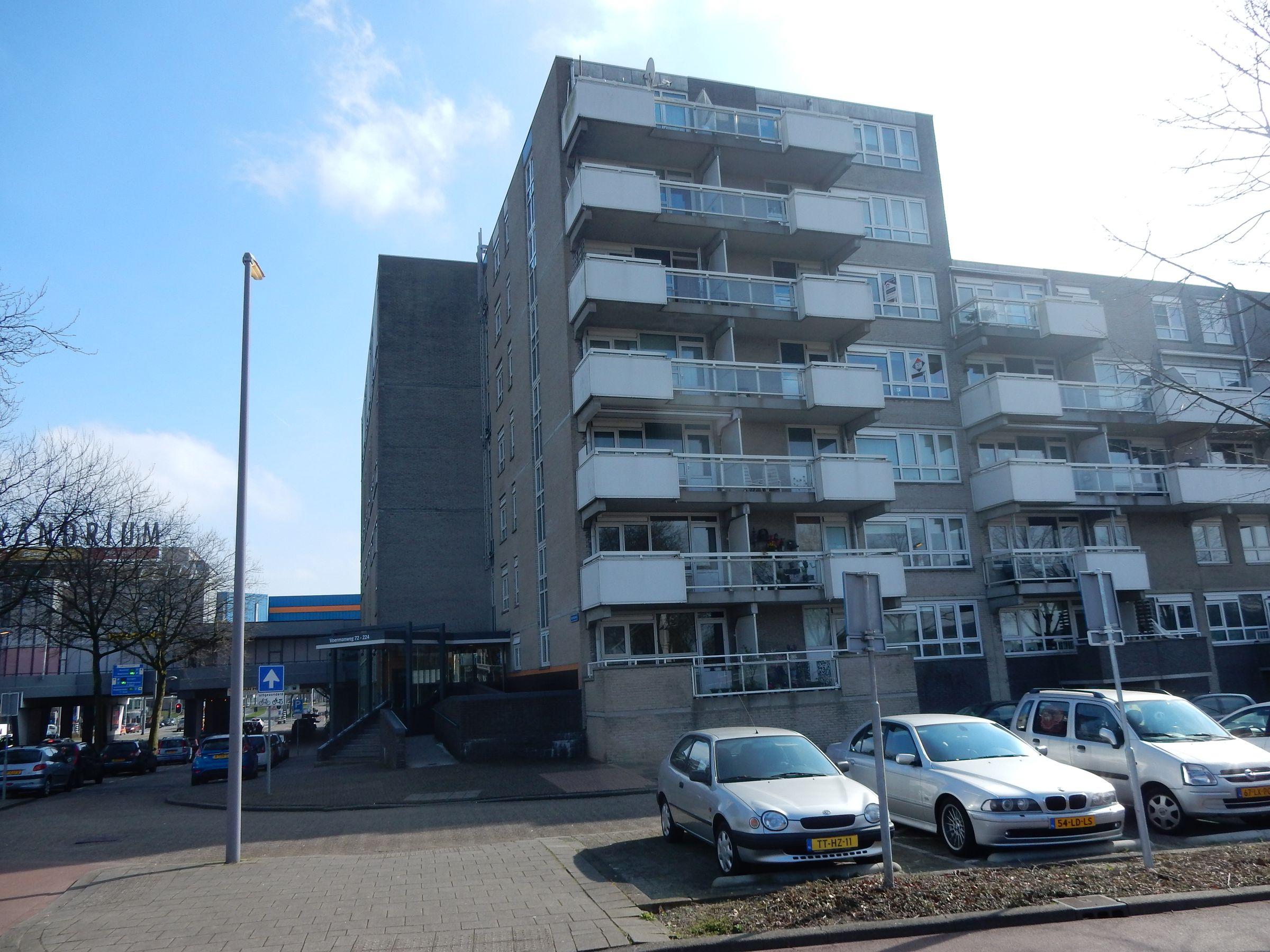 Voermanweg 154, Rotterdam
