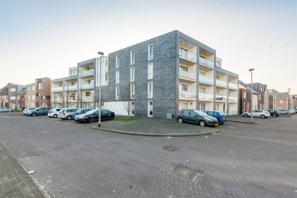 Marsstraat, Almere
