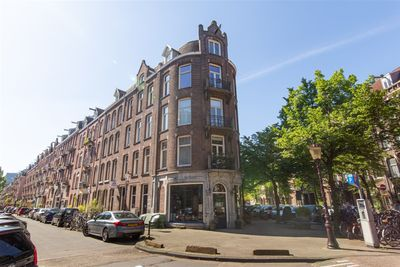 Andreas Bonnstraat 44III, Amsterdam