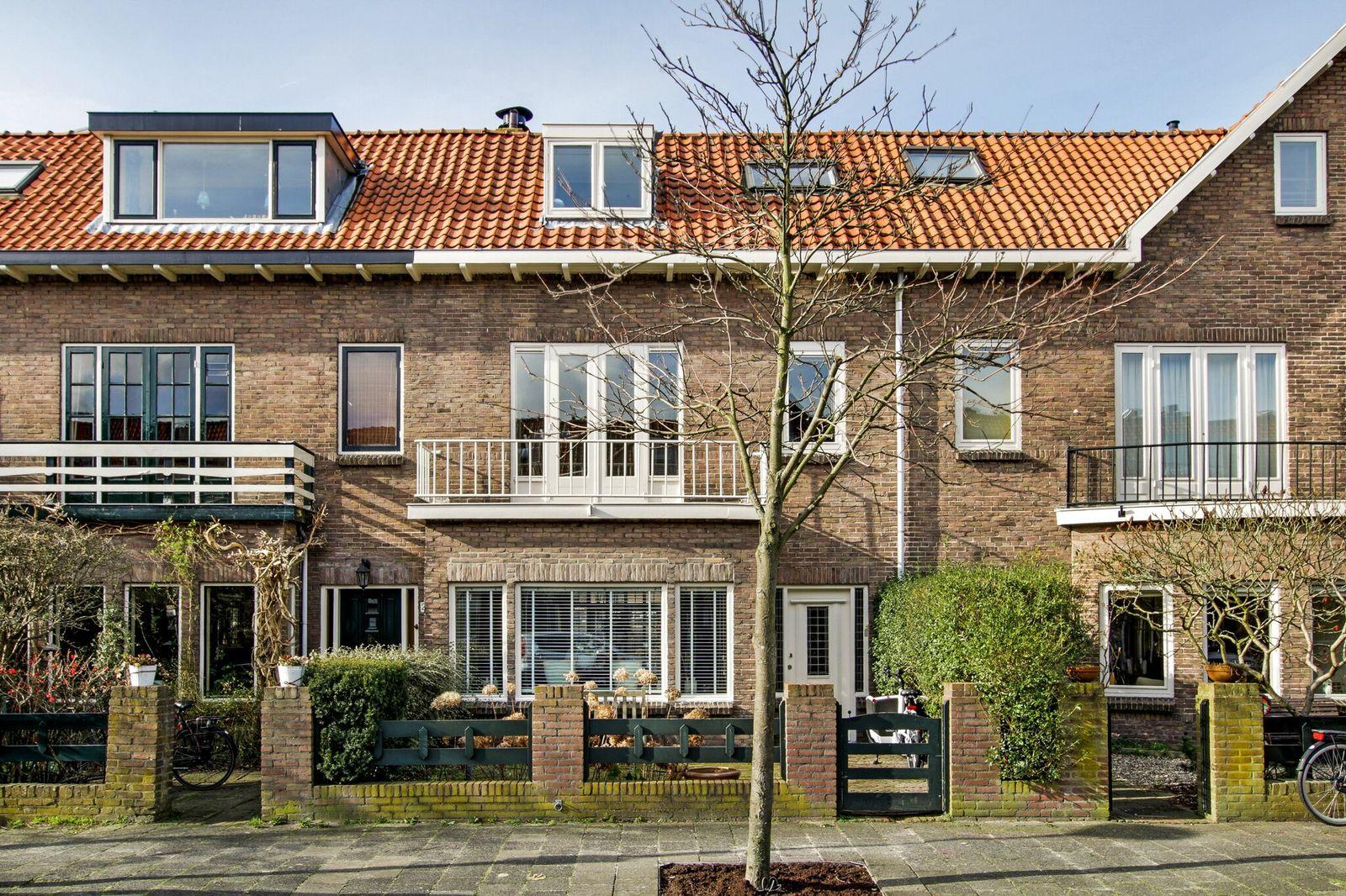 Fagelstraat 30, Leiden