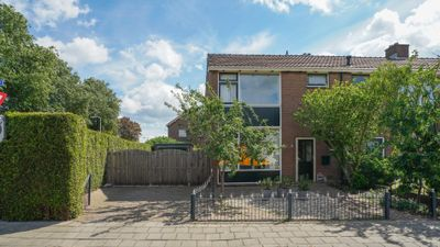 Peperstraat 1, Oosterhout