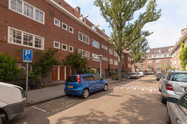 Leonardostraat, Amsterdam