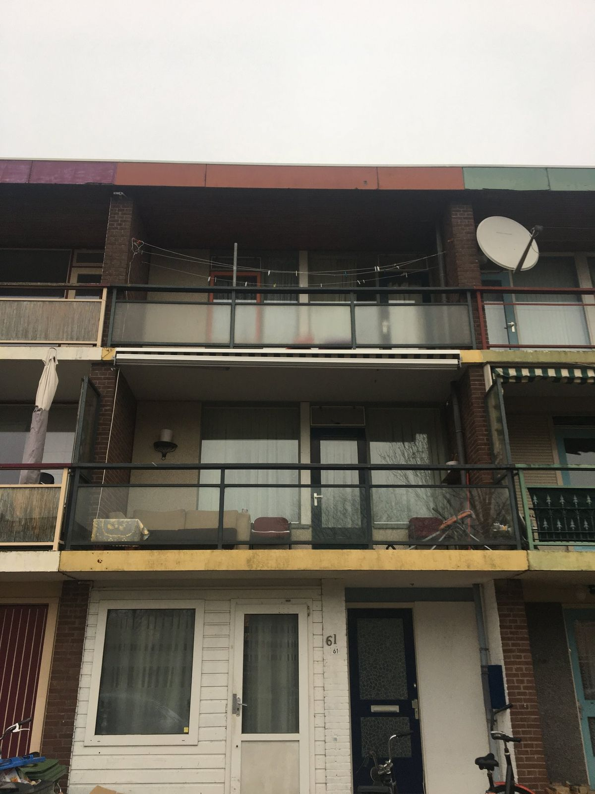 Strand 61, Lelystad