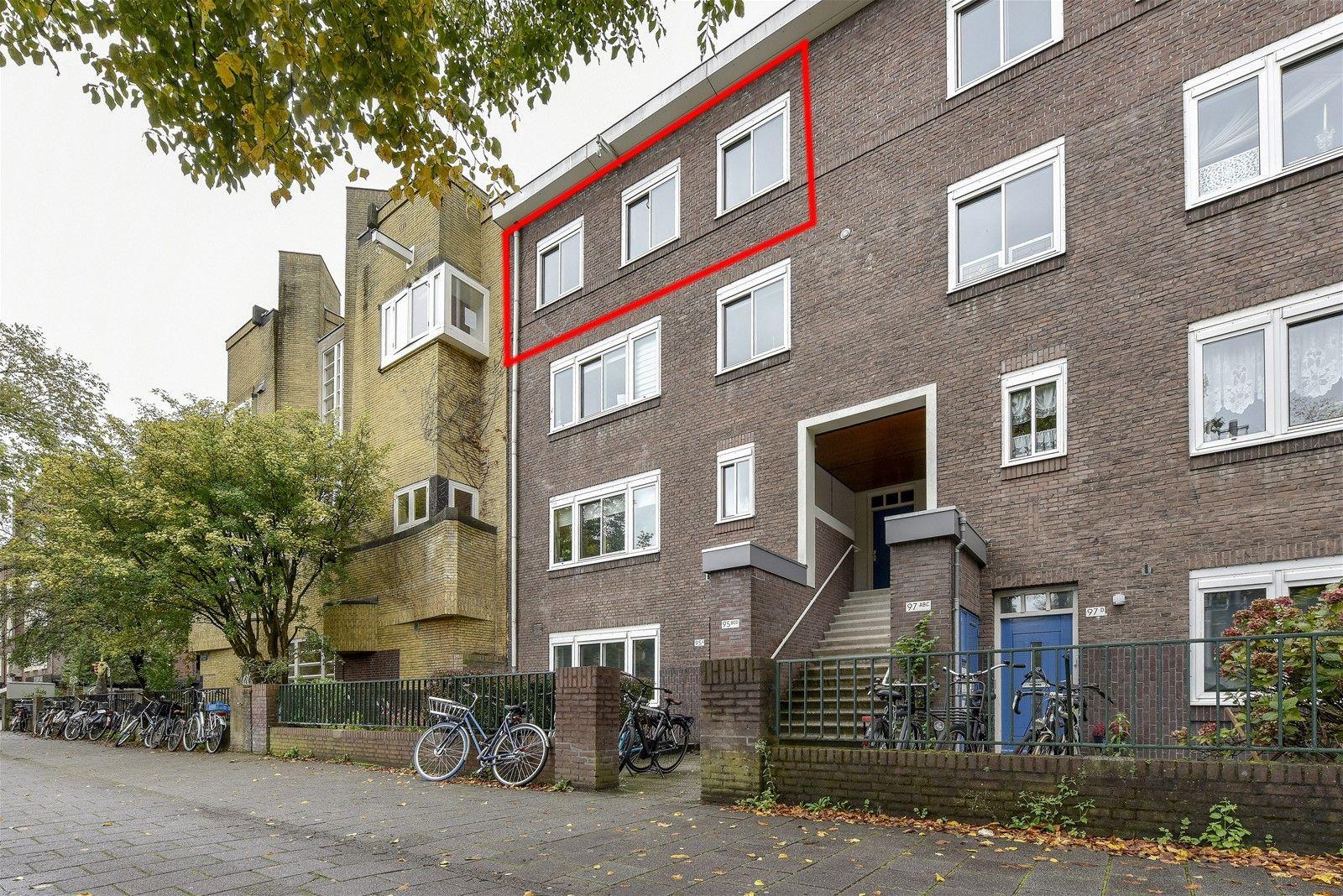 Hoofdweg 95D, Amsterdam