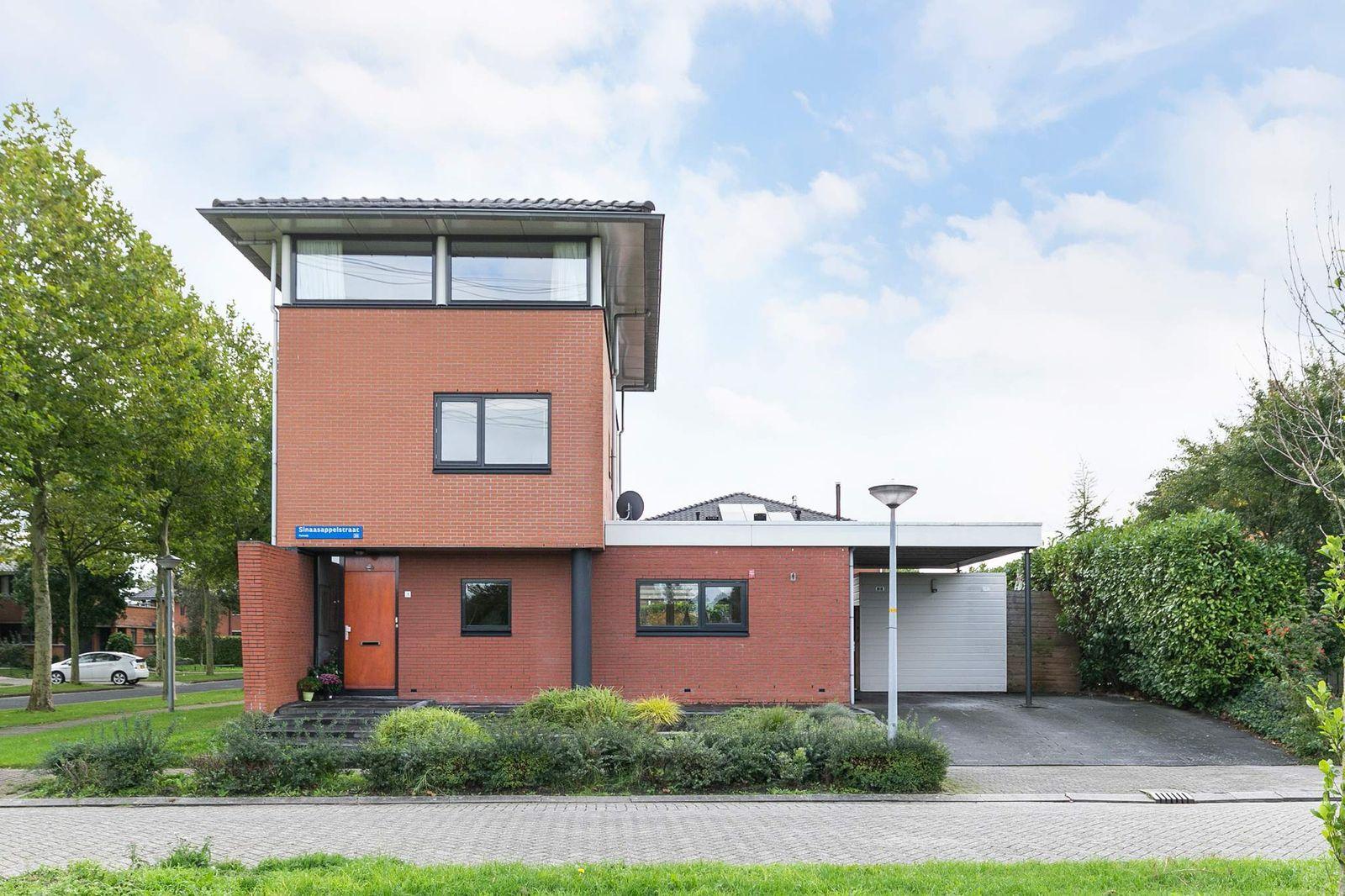 Sinaasappelstraat 1, Almere