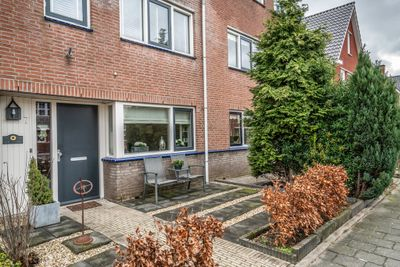 Huizingastraat 7, Ridderkerk