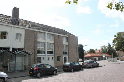 Mgr. Leijtenstraat, Breda