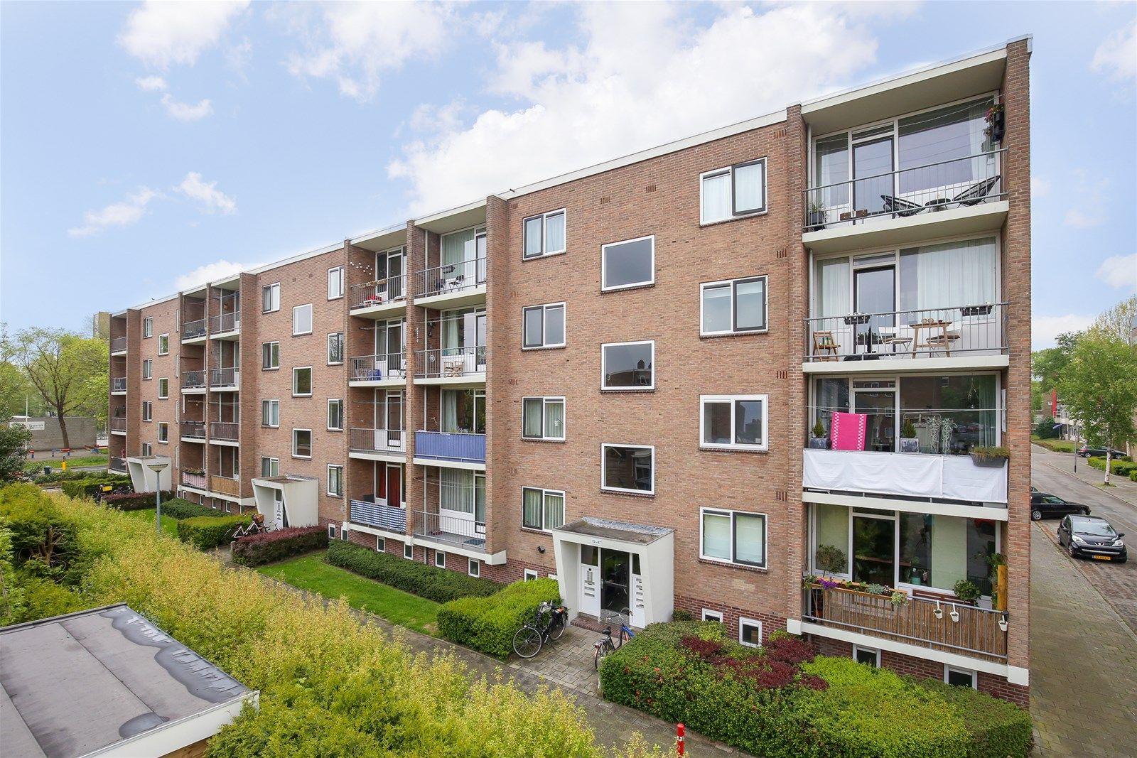 Van Ketwich Verschuurlaan 61, Groningen