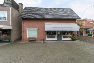 Dorpsstraat 60a, Enter