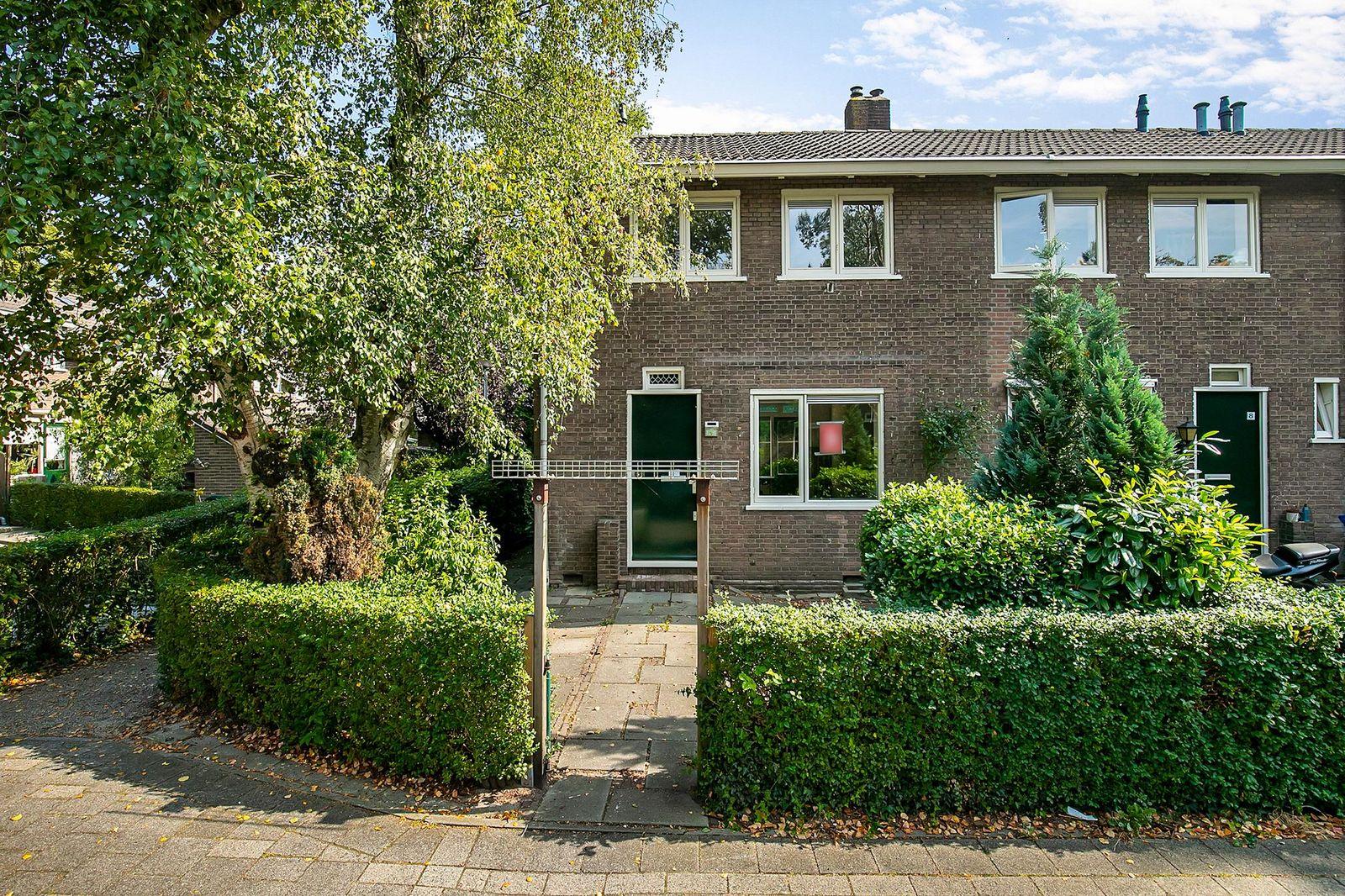 Dennendaal 6, Rotterdam