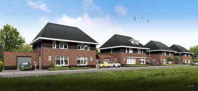 Mauritz Kwartier bouwnummer 22 0-ong, Steenbergen