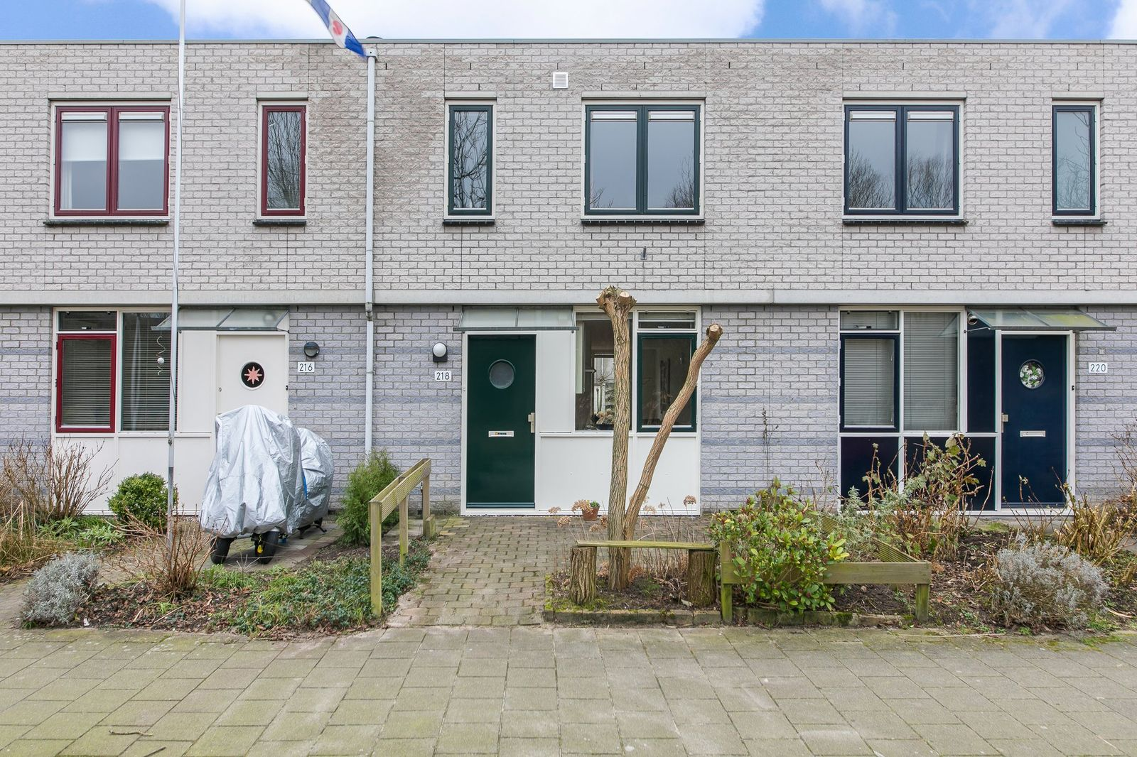 Augusto Sandinostraat 218, Utrecht