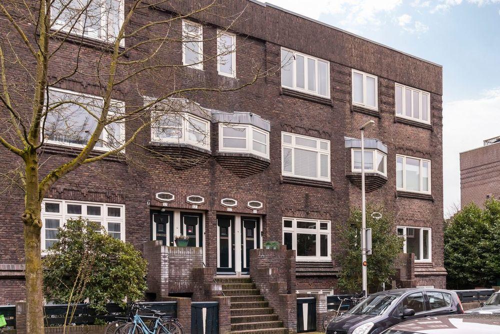 Admiraal van Gentstraat 55bis, Utrecht