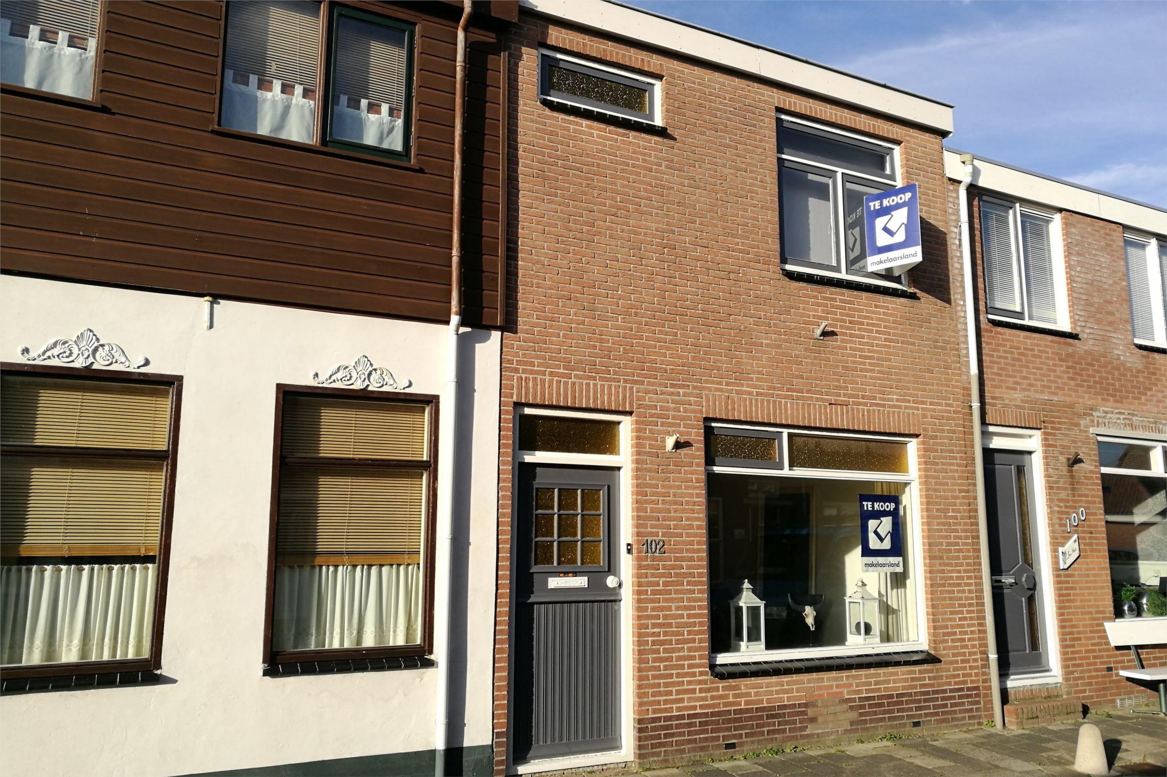 Visstraat 102, Den Helder