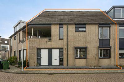 Marie Jungiusstraat 9, Leiden