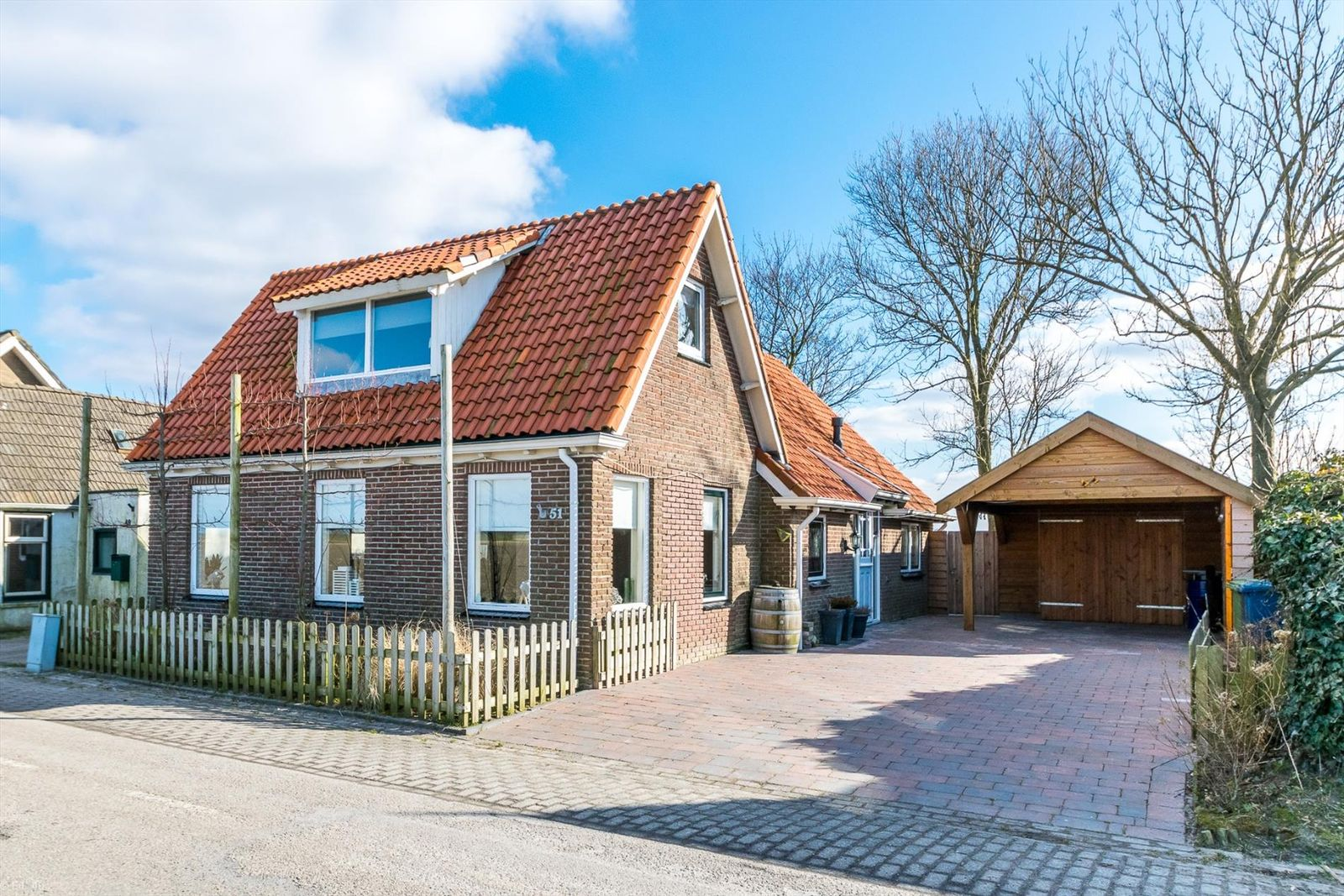Olde Borchweg 51, Munnekezijl