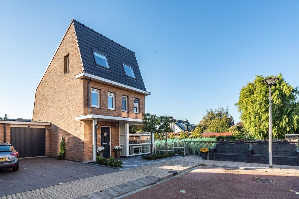 Clausstraat koopwoning in hellevoetsluis zuid holland