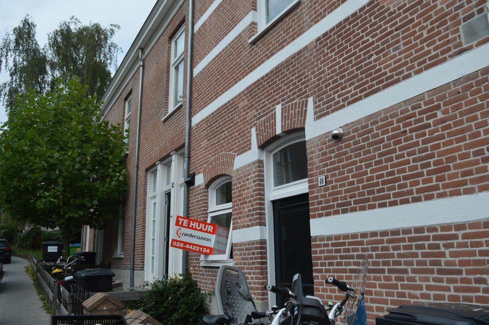 Van Slichtenhorststraat, Arnhem