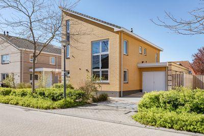 Breitnerhof 11, Hoorn
