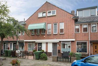 Balistraat, Leiden