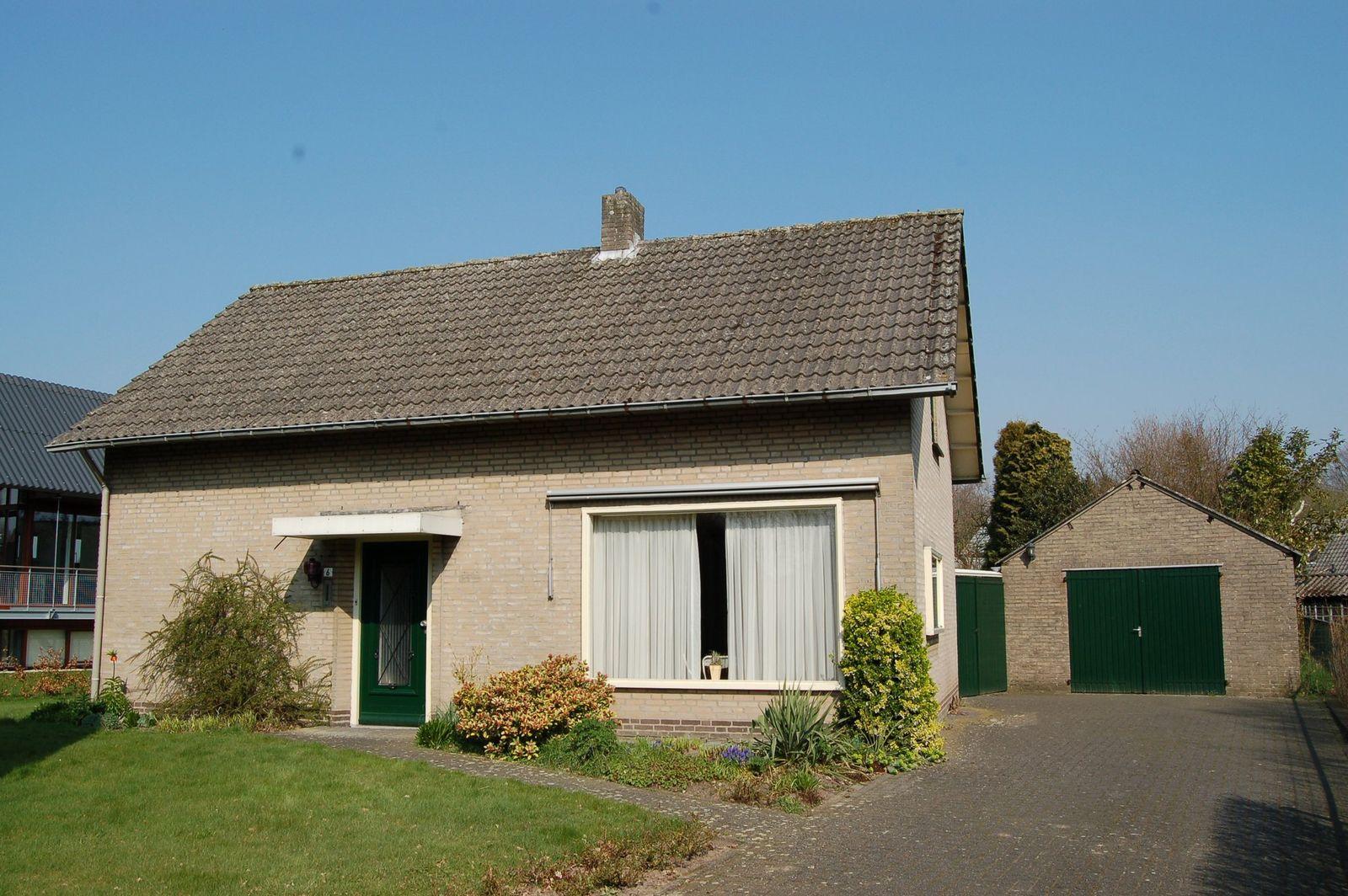 De Wertstraat 6, Lierop