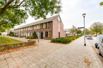 Palestrinastraat 1, Tilburg