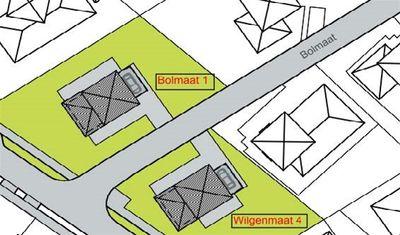Bolmaat 1 0ong, Westerbork