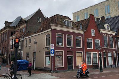 Lange Scheistraat, Leiden