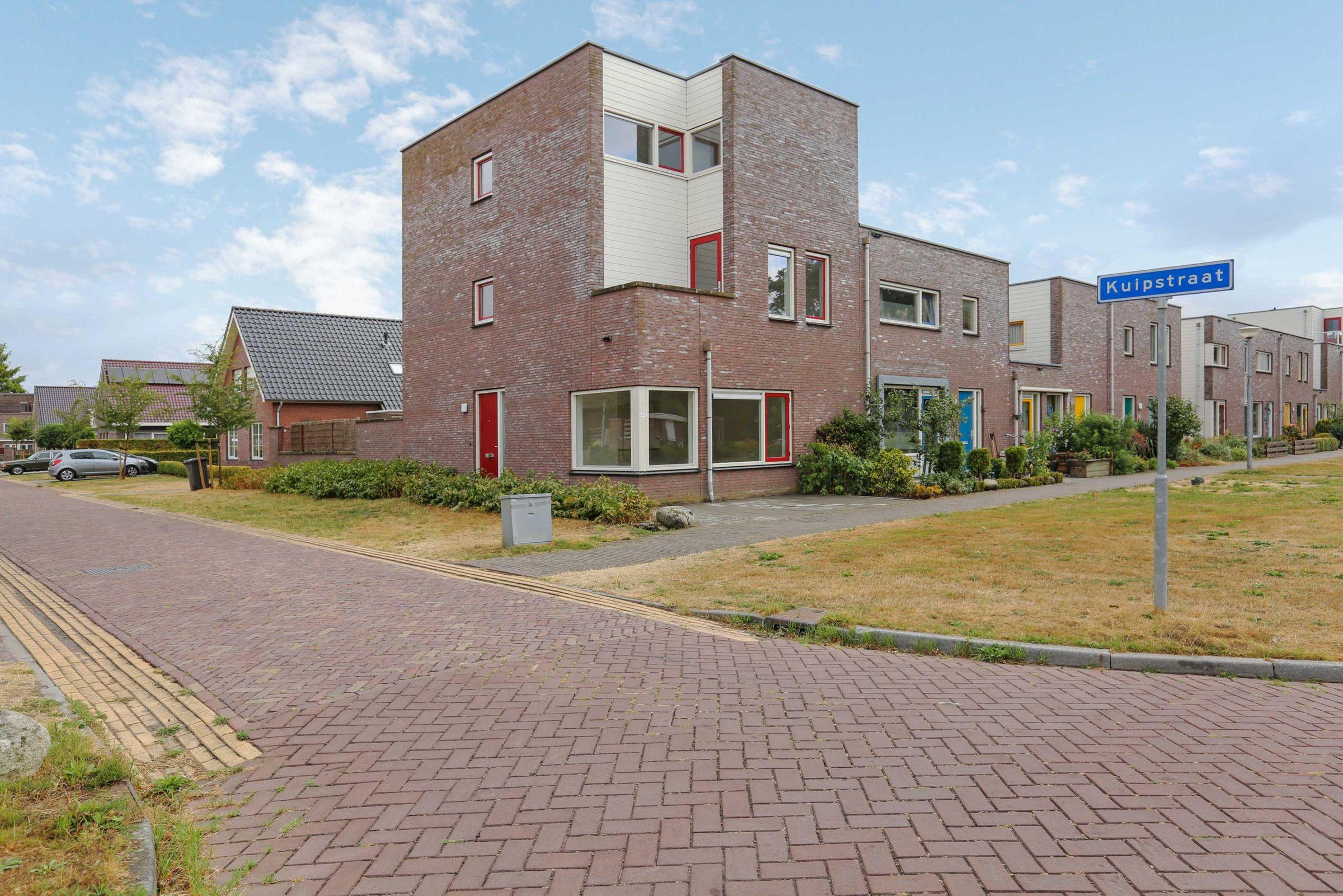 Lange Spruitstraat, Klazienaveen