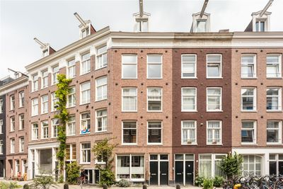 Gerard Doustraat 19III+IV, Amsterdam