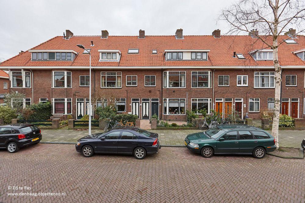 Van 't Hoffstraat, Leiden