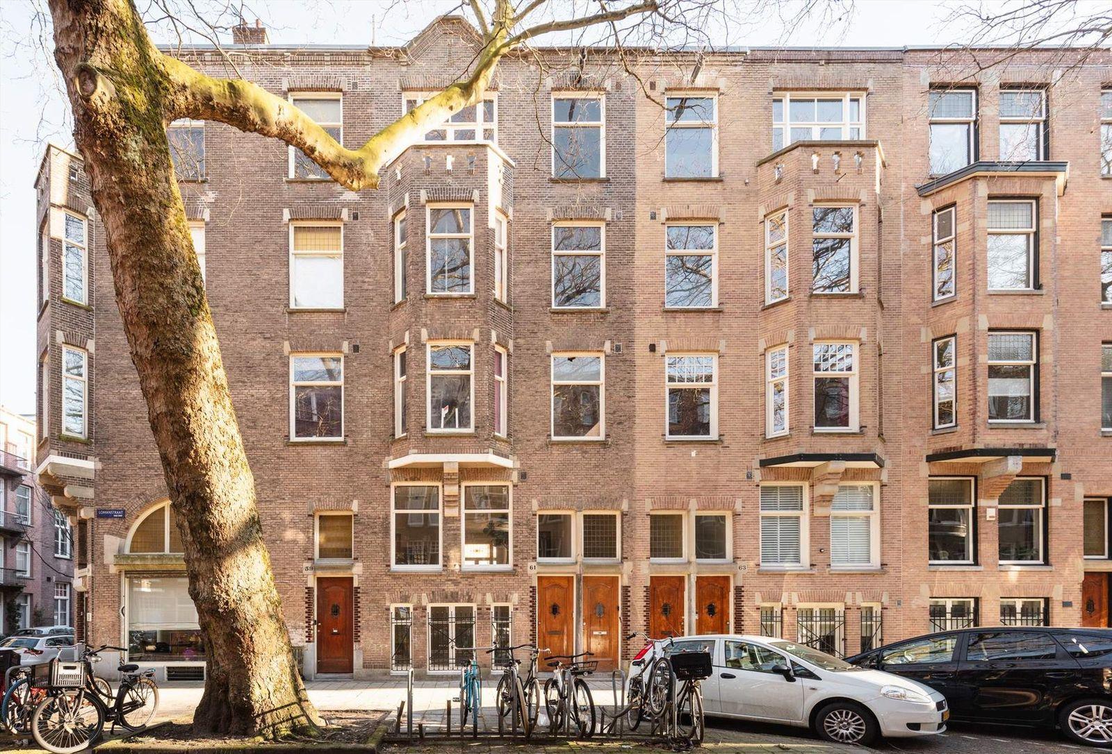 Lomanstraat 61H, Amsterdam