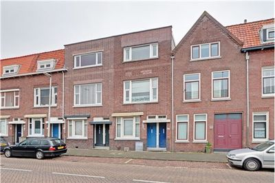 Parallelstraat 22, Rotterdam